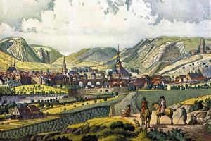 Nahe Historical Image
